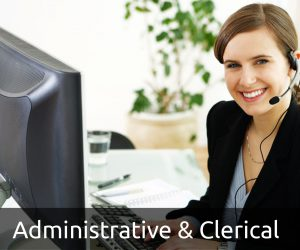 Administrative & Clerical
