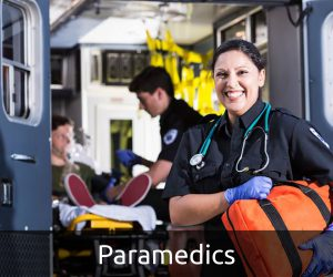 Paramedics & Ambulance Officers