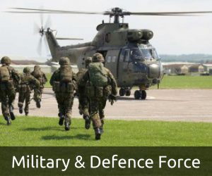 Military & Defence Force