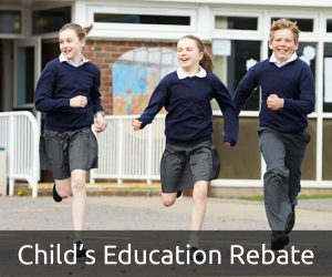 School Children Education Rebate